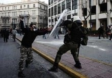 Greek+protest+riots